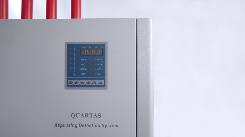 Aspirating smoke detector,ASD,AVA,Electrical room,AVAMA,QUARTAS-2000s